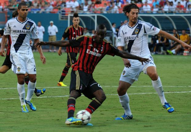 Milan upbeat over Balotelli injury