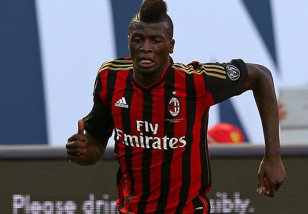 Niang open to Milan striker role