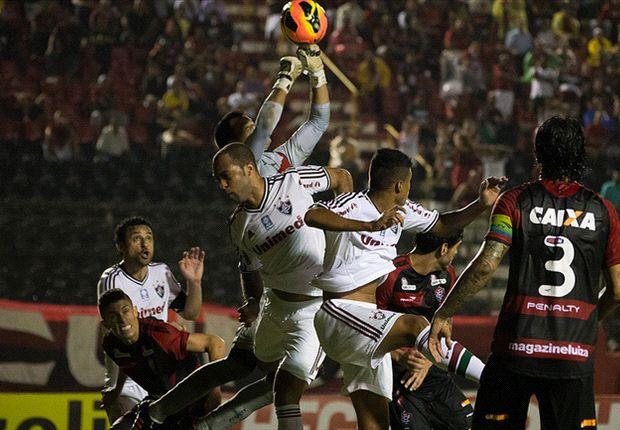 Vitória 1 x 1 Fluminense: Tricolor cresce no final e consegue empate