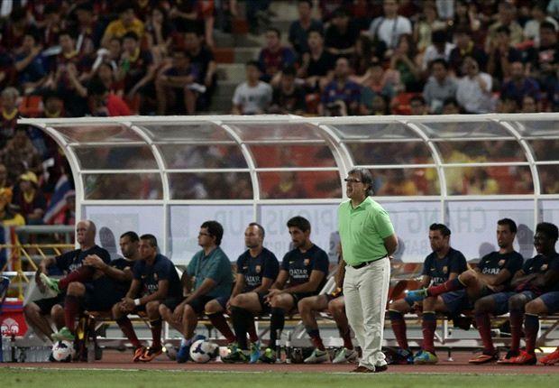 Carlo Ancelotti, Unai Emery, Miroslav Djukic y los mejores técnicos de la Liga BBVA 2013-14