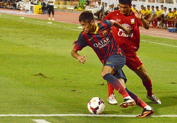 Neymar von Pedro positiv überrascht