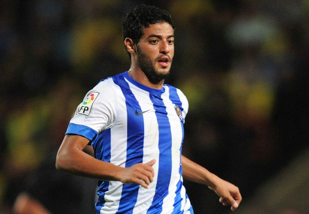 Vela strikes again in Real Sociedad draw