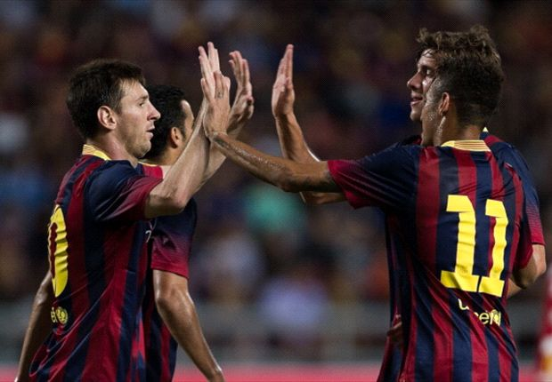 Messi: I have no problem with Neymar