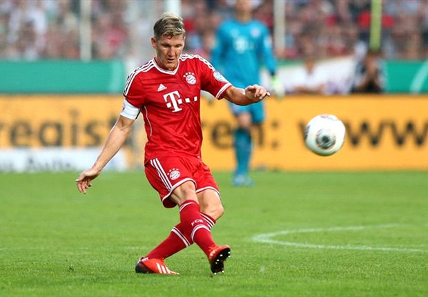 Schweinsteiger could miss Super Cup clash with Chelsea