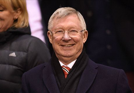 Ferguson reveals Man Utd regret