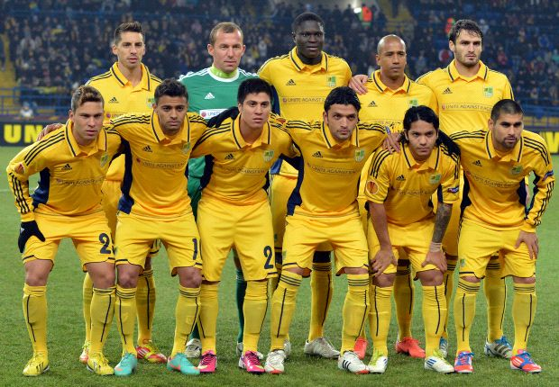 Uefa buoyed by CAS backing on Metalist Champions League expulsion