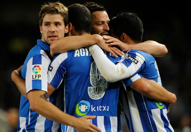 Real Sociedad vs Elche