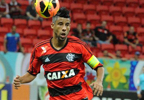 Léo Moura se despede do Flamengo