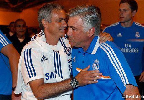 Das sagt Ancelotti zu Mou und United