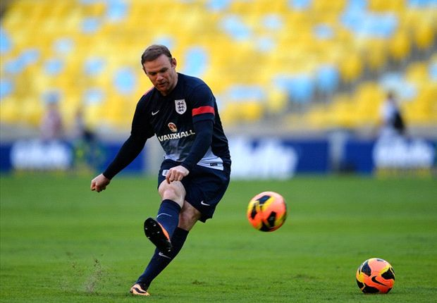 Rooney's 'mind is fine', insists England boss Hodgson