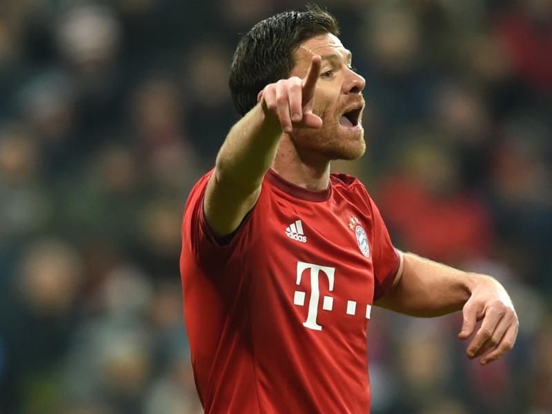 Xabi Alonso est considéré comme le point faible du Bayern Munich en Allemagne