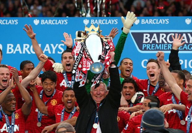 Sir Alex Ferguson details the strategy behind 26 years of Manchester United success