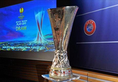 Uitslagen Europa League