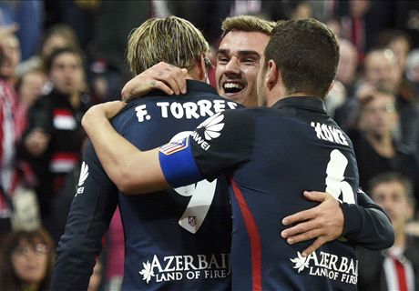 REPORT: Torres keeps Atleti joint-top