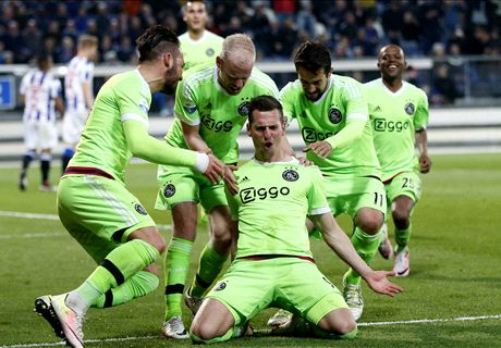 REVIEW Eredivisie Belanda