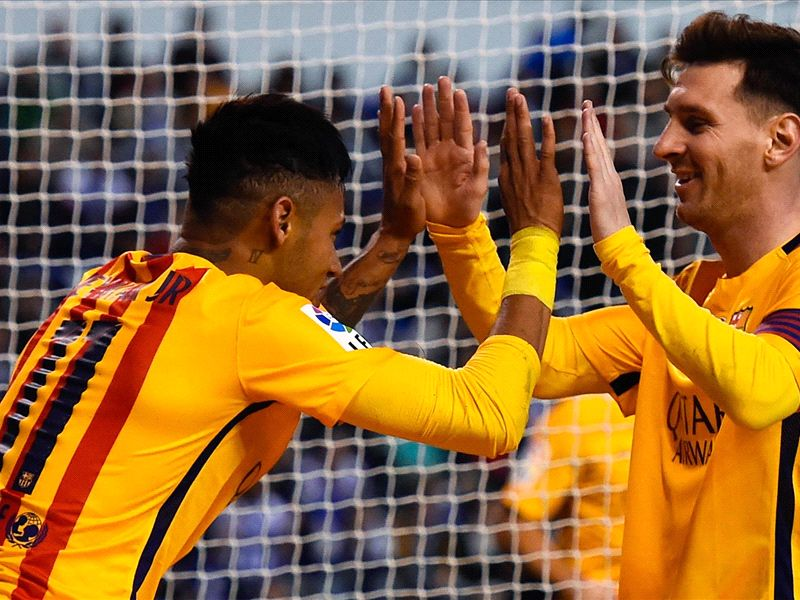 New Neymar contract turns him into Messi's undisputed successor at Barca