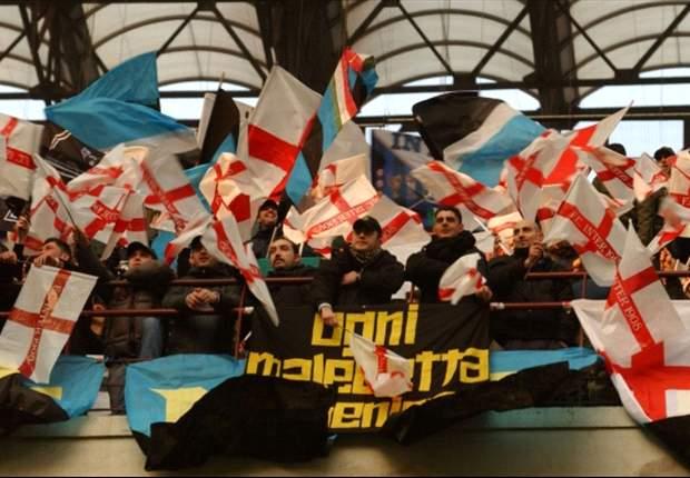 Die Fans von Rom, Inter, Ac Milan und FC Turin müssen ein Spiel gesperrt aussetzen