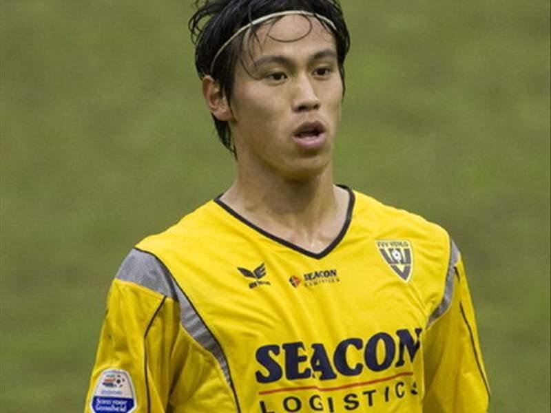 el jugador japones honda