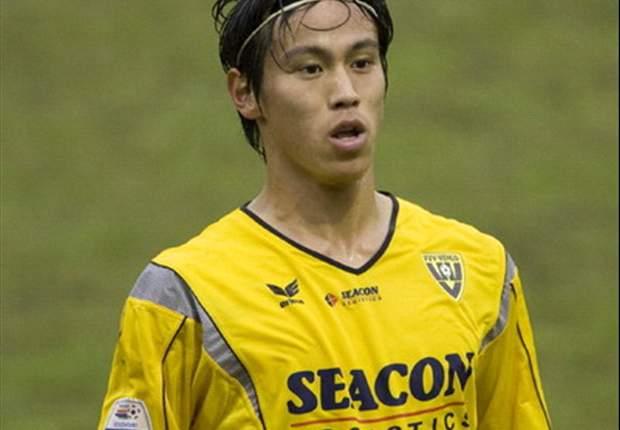 PSV Chasing VVV Star Keisuke Honda
