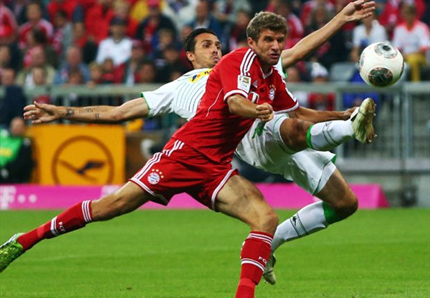 Muller to relinquish penalty duties to Alaba