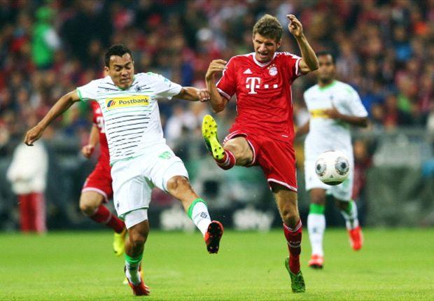 Mönchengladbach und der FC Bayern läuteten bereits die Hinrunde ein