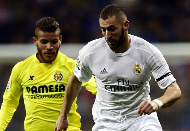 Real Madrid 3-0 Villarreal: Zidane's men stroll to victory