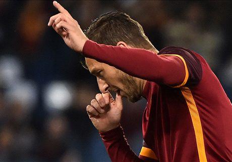 Roma Sepakat Perpanjang Kontrak Totti