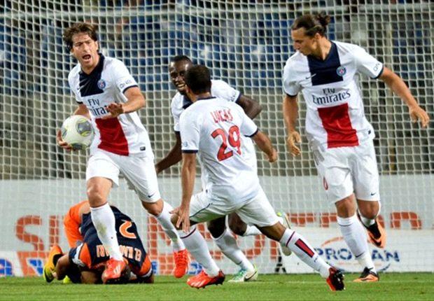 Paris Saint-Germain - Montpellier Betting Preview: More goals for Blanc's men at Parc des Princes