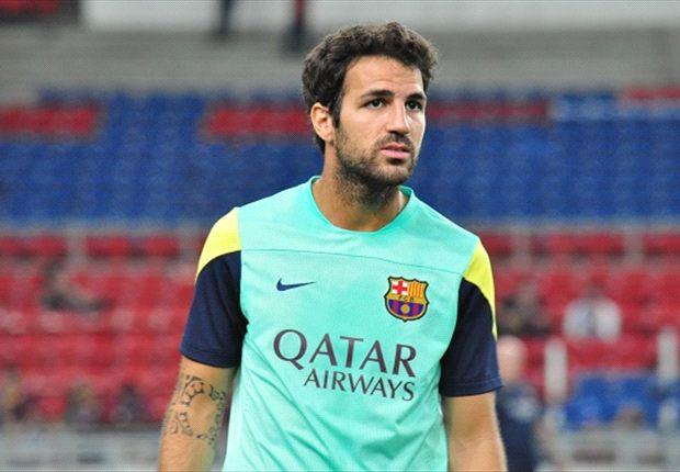 Cesc es ahora pieza clave en el Barcelona de Martino