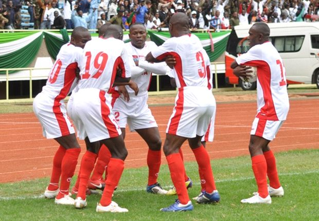 Ulinzi 1-1 Thika Utd: Goalie Ochieng' strikes for Soldiers' on 'Special One's return to dugout