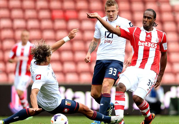Stoke City 0-0 Genoa: Profligate Potters held by gritty Grifone