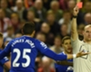 Funes Mori escapes Everton fine