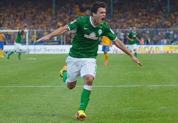 Gol telat Zlatko Junuzovic memastikan kemenangan Werder Bremen