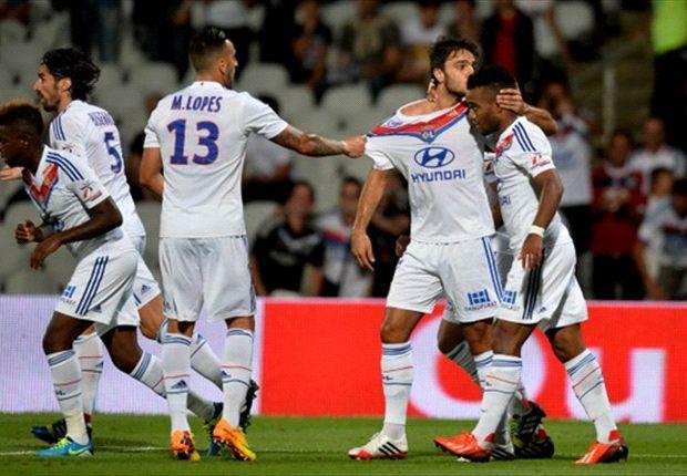Jubelt Lyon gegen Sochaux erneut?