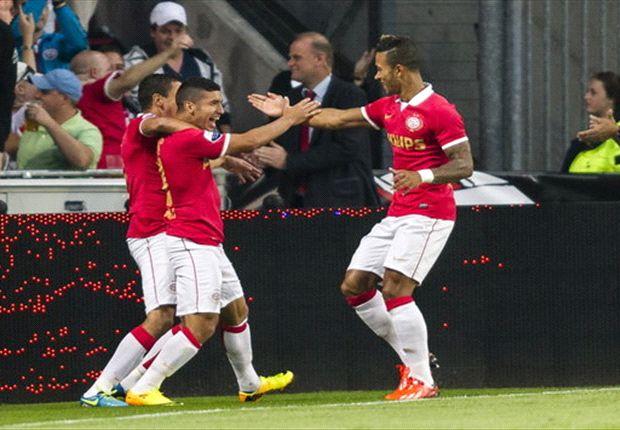 Teenager Bakkali fires record-breaking PSV hat-trick