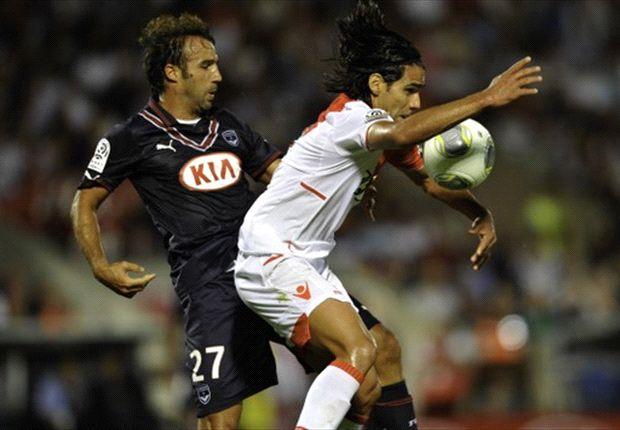 Falcao a inscrit son premier but en Ligue 1