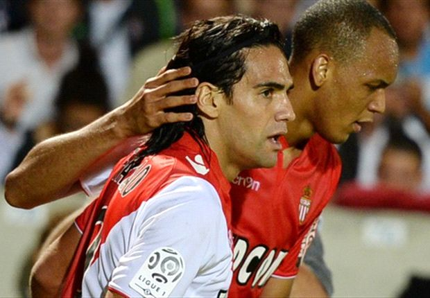 Falcao and Monaco start with a bang