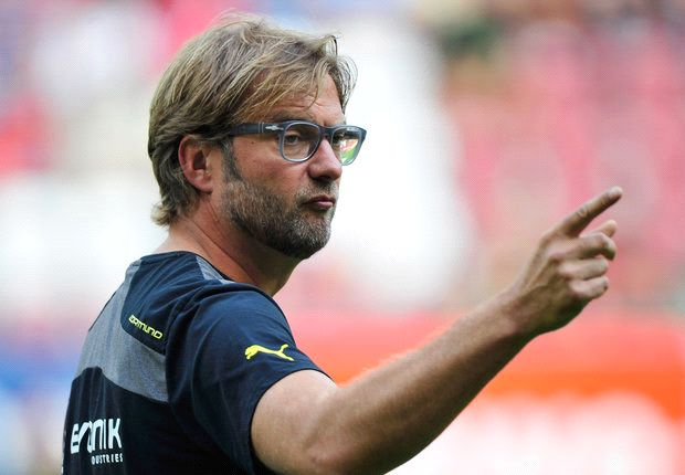 Gotze loss is 'irrelevant' to Dortmund, says Klopp