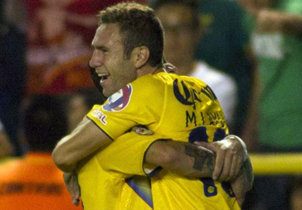 Miguel Layún y Adrián Aldrete están felices por asaltar el liderato