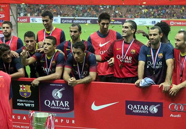 FC Barcelona and BSC Soccer: The circus that made clowns of Malaysian media and fans