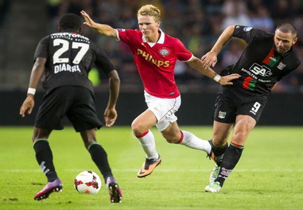 PSV start in Kerkrade zonder Maher
