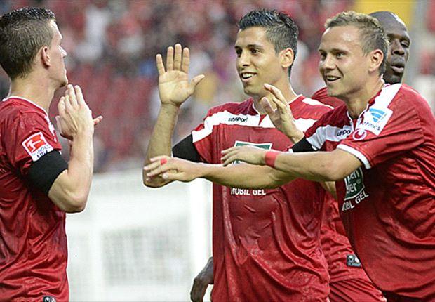 Kaiserslautern möchte gegen Greuther Fürth den dritten Erfolg im dritten Spiel bejubeln