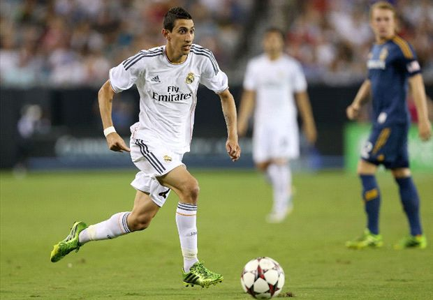 Arsenal wait on €30 million Di Maria bid