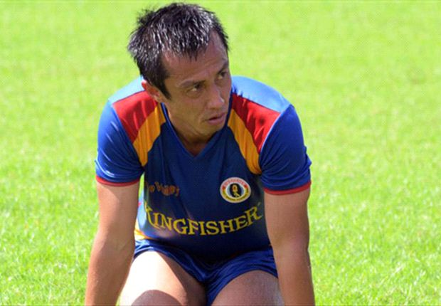 Ryuji Sueoka explains his move to Kolkata (Photo: East Bengal FC)