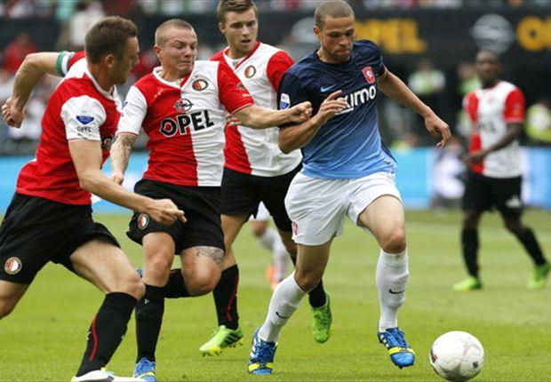 Negental Feyenoord hard onderuit in Kuip