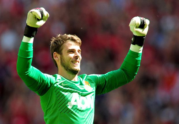 De Gea thanks Manchester United team-mates for support