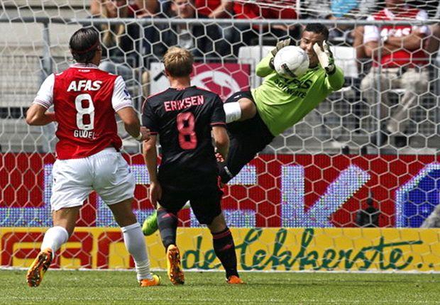 Christian Eriksen staat op het punt over te stappen naar Tottenham