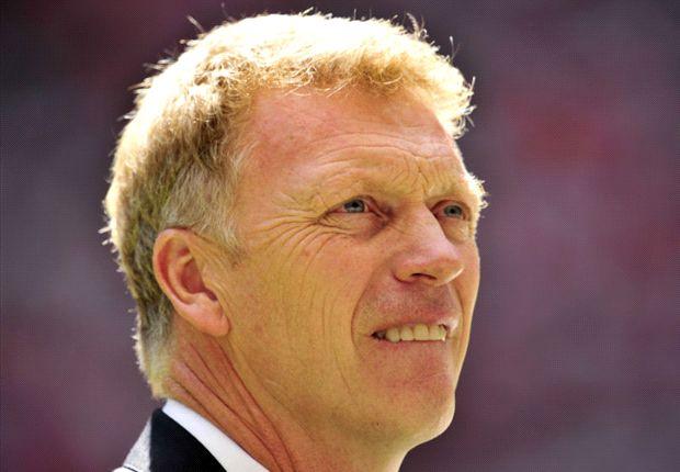 Moyes percaya dengan skuat muda yang dimiliki Manchester United.