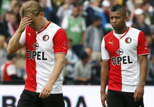 Feyenoord moet zich herstellen tegen NAC
