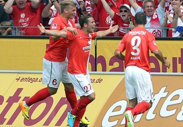 Mit Mainz obenauf - Nicolai Müller
